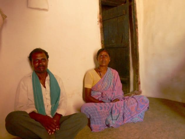 farmer couple